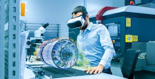 Formación inmersiva VR