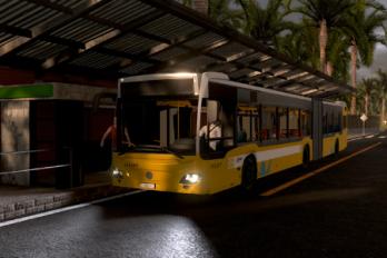 simulador de autobús