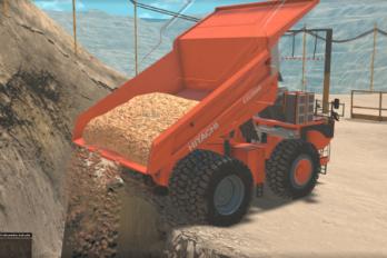 simulador de minería