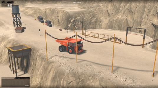 simulador de mineria