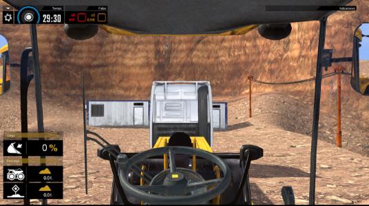 simulador de construcción