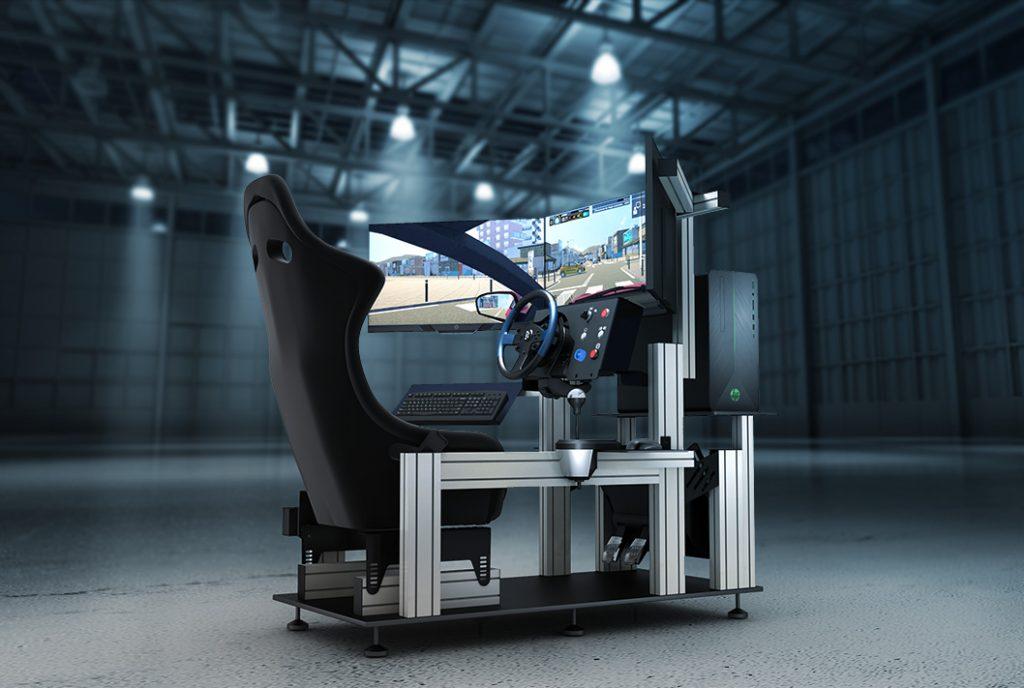 simuladores para autoescuelas