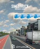 Simulador de camión SIMESTRUCK
