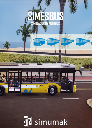 Simulador de autobús SIMESBUS