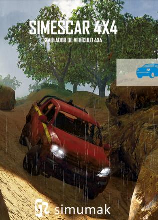 Simulador todoterreno SIMESCAR 4X4