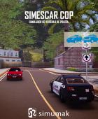 Simulador de coche de policía SIMESCAR COP