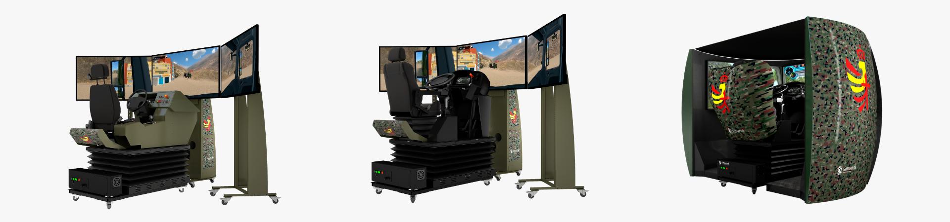 Simulador para defensa