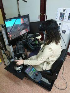 simulador para centros de formación educacional