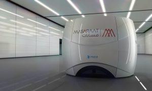 Primer simulador de camión en Bahrein