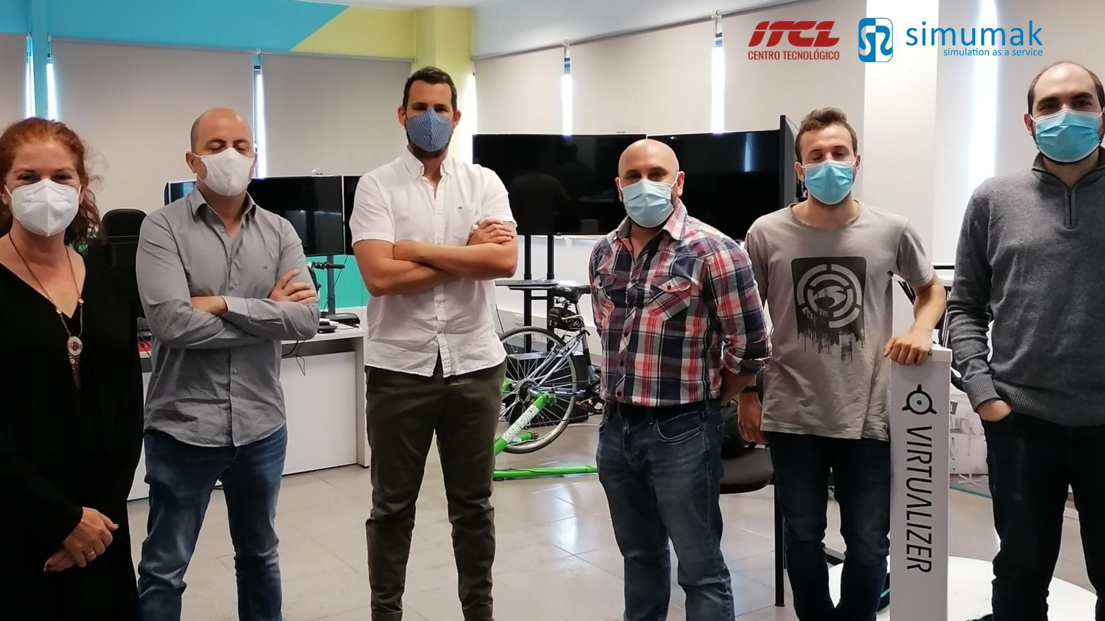ITCL y SIMUMAK se unen para trabajar en nuevos simuladores