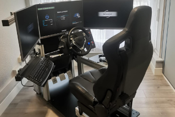 Simulador para autoescuelas
