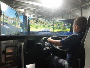 bus and truck simulator simestruck simumak Solística coca-cola